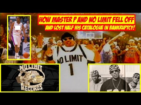 How Master P NO LIMIT FELL OFF and Lost Catalogue in BANKRUPTCY! Forced to Rebuild | JordanTowerNews