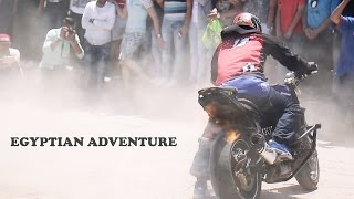 STUNTER13 - 13VIDBLOG - EGYPTIAN ADVENTURE