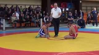 66kg FR Emil Slavu - Robin Hezel