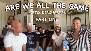 DO ALL GAY MEN THINK ALIKE ? (PART ONE) GAY STEREOTYPES DISCUSSION
