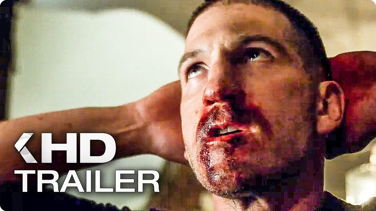 Marvel's THE PUNISHER Trailer (2017) Netflix