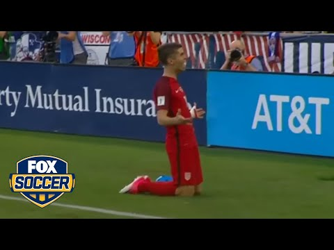 Pulisic is on fire for the U.S. right now | FOX SOCCER