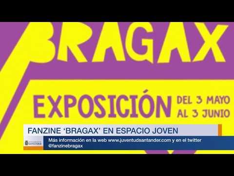 """Expo Fanzine """"Bragax"""" en Espacio Joven"""