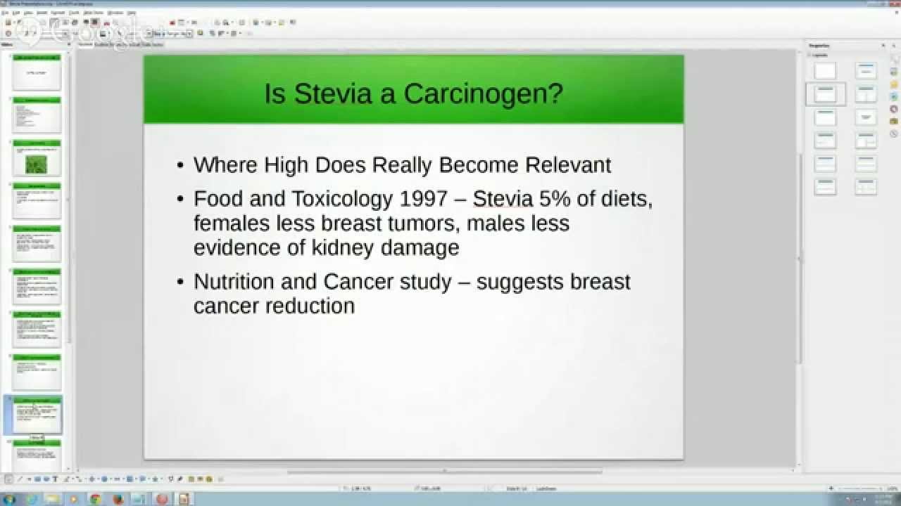 stevia side effects and warnings | is stevia safe? - youtube, Skeleton