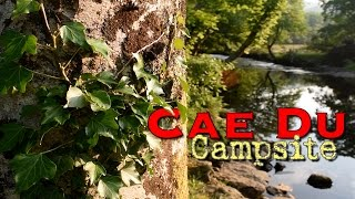 Cae Du campsite review | Camping in Snowdonia Wales | Lisa Blundell