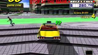 Crazy Taxi - Vizzed HS Competition: Crazy Taxi for Dreamcast ($34,763.41) - User video