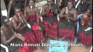 Nnwonkoro - A Female Song Tradition of the Akan of Ghana - Part 3