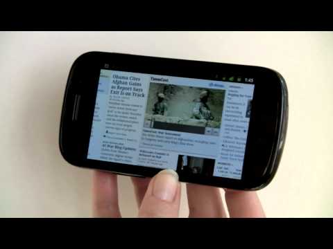 Google Nexus S by Samsung Review