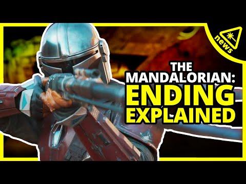 The Mandalorian Episode One Ending Explained! (Nerdist News w/ Dan Casey)