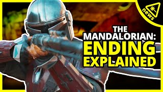 The Mandalorian Episode One Ending Explained! (Nerdist News w/ Dan Casey)
