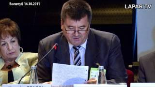 Ing. Nicolae Sitaru - discurs in cadrul conferintei