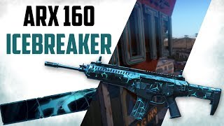 "Warface FFA with ""Icebreaker"" Beretta ARX160 