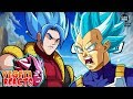 LUFFY AND GOKU FUSE!? - Vegeta Reacts To GOKU x LUFFY vs SUPERMAN x THOR [ DBS Superheroes Parody ]