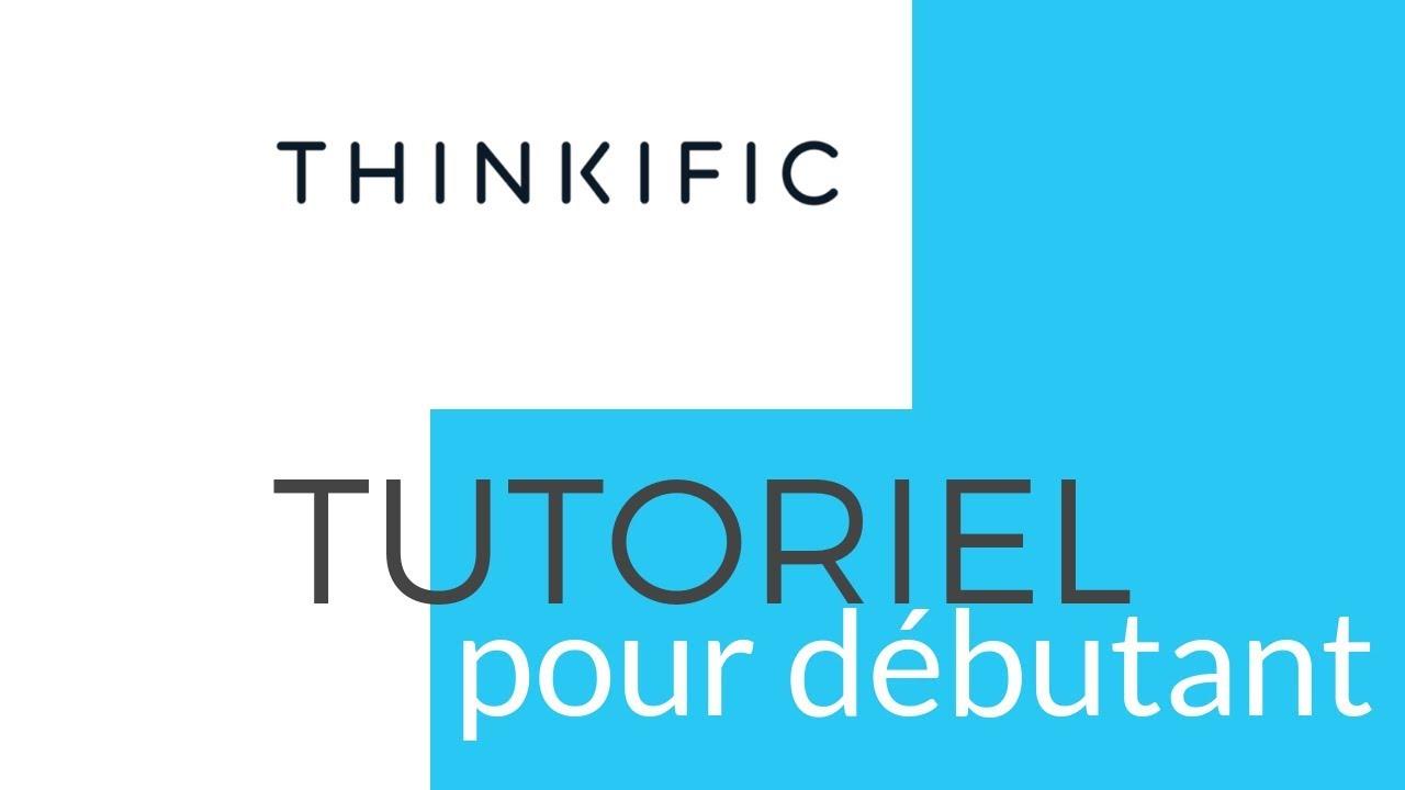 Formation Thinkific pour les débutants EN FRANÇAIS