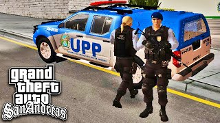 SOMOS POLICIAIS NO GTA San Andreas