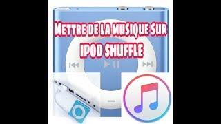 Mettre de la musique sur un Ipod Shuffle