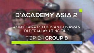 Download lagu Ammy Fara Peluk Ivan Gunawan di Depan Ayu Ting Ting