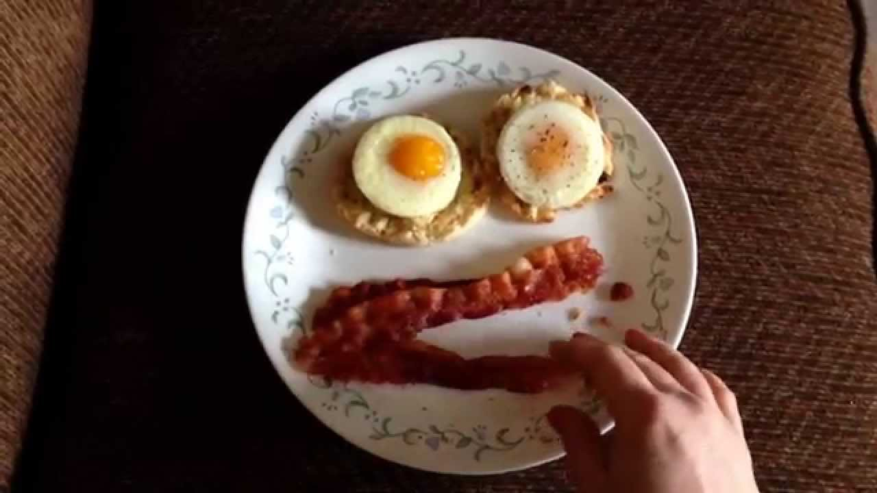 Breakfast Funny Faces!! - Pee-wee's blog