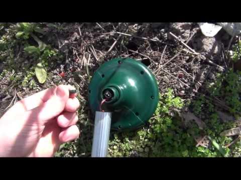 Solar1 уред за борба с гризачите от пластмаса тегло 0.635 кг 8