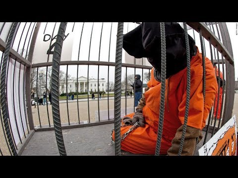 """White House: We Can Keep You At Gitmo """"For 100 Years"""" With No Trial"""