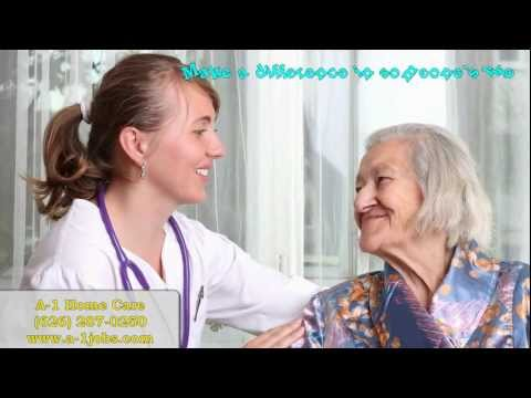 Caregiver Jobs or Employment in Pasadena