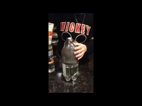 Homemade Fire Extinguisher (Chemistry Project)
