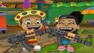 Animales de la Muerte Nintendo Wii Gameplay -
