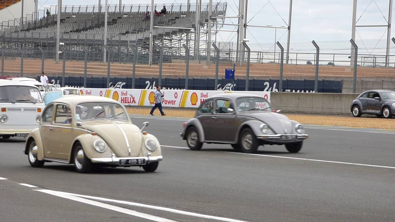 grande parade super vw fest le mans 2016 youtube. Black Bedroom Furniture Sets. Home Design Ideas