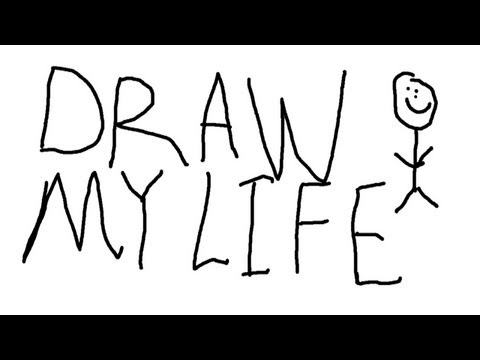 "Draw My Life ""MinnesotaBurns"""