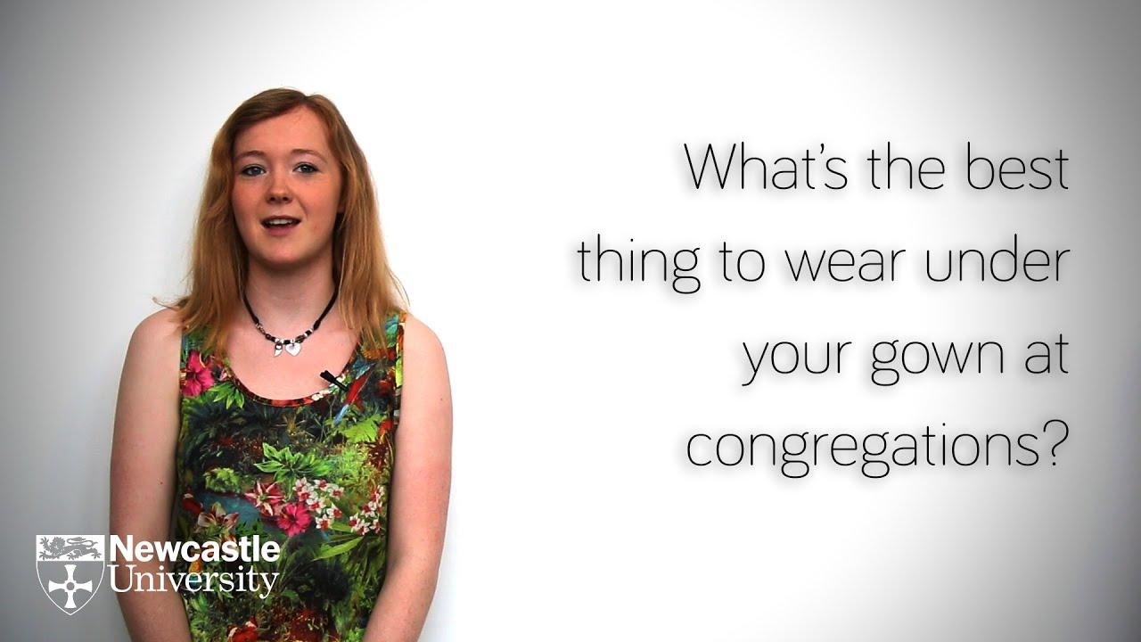 5f13c7d3806 What should you wear to graduation - Newcastle University graduation tips