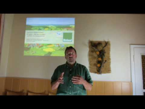 Farmers sharing experiences with ROTOR: organic crop rotation planner