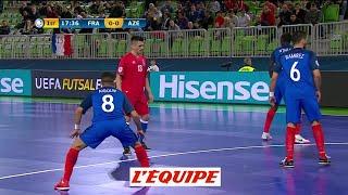 Futsal - Euro : Le résumé vidéo de France-Azerbaïdjan