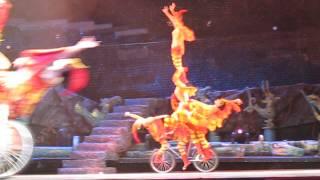 Chinese Opera Circus - Bikes