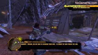 Red Faction: Guerrilla Walkthrough 01 Better Red than Dead