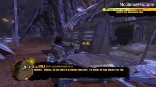 Red Faction: Guerrilla Walkthrough 01 Better Red than Dead
