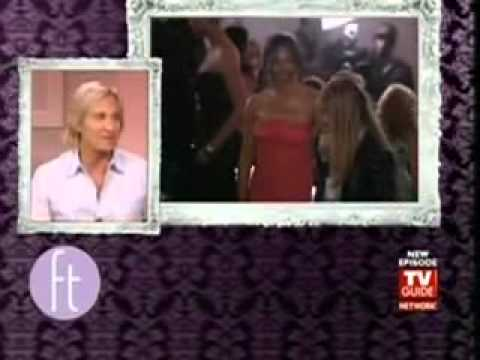 David Meister shares red carpet style insight on TVGuide's The Fashion Team