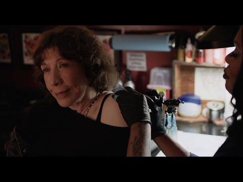 Lily Tomlin on Creating Her Acerbic 'Grandma' Character