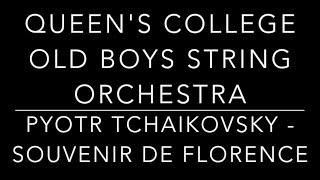 QC Old Boys String Orchestra Debut Concert 2014 - P. Tchaikovsky: Souvenir de Florence, 4th movement