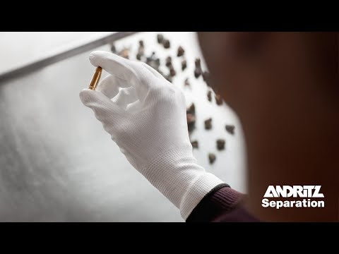 ANDRITZ SEPARATION – Episode 1 – If a centrifuge works in theory, why make it bulletproof?