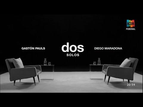 Dos Solos - Diego Maradona (entrevista completa) ACUA Federal