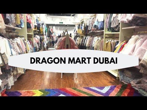 The Dragon mart dubai 2019  chinese new year cheapest shopping mall in dubai pakistani mom mavvlogs