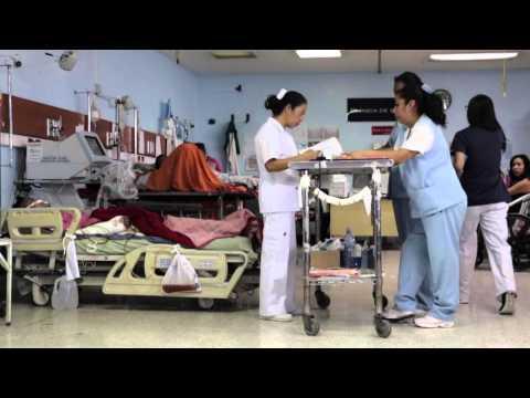 """Hospitales de guerra en tiempos de """"paz"""""""