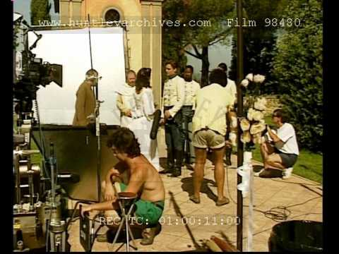 Tuscan Setting of Much Ado About Nothing, 1990s - Film 98480