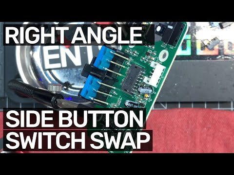 How to replace Right Angle Side Buttons in your Gaming Mouse (XM1, Razer Viper Mini, etc.)