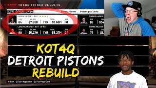 Reacting To KOT4Q Dear Detroit Pistons, Hire Me As Your Next GM