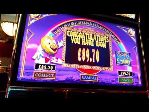 1st August Arcade Slots Session Pie Gambles