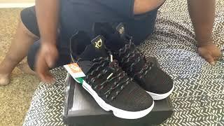 DHgate Nike Kd 10 Bhm - YouTube