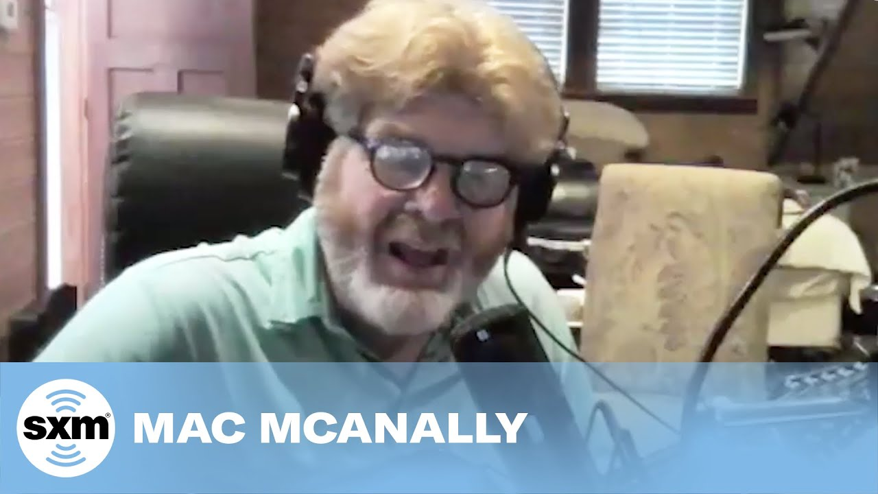 Mac McAnally - Once In A Lifetime [Live for SiriusXM]