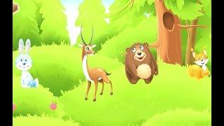 Учим животных Мультик про животных для маленьких