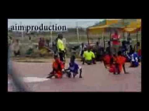 handicap soccer   ( para soccer)Held in kano state Nigeria,2016, there is ability in disability